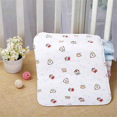 Breathable Comfortable Baby Infant Urine Mat Diaper Nappy Changing Pad Portable