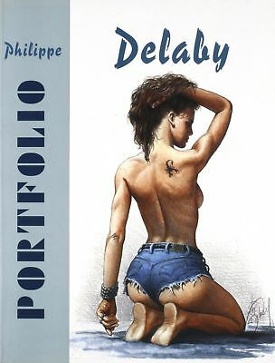Portfolio Pin-Up Delaby