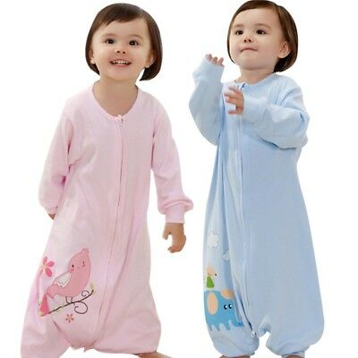 Baby Sleeping Bag Kids Lightweight Wearable Toddler Bedding Blanket Clothes 1PC
