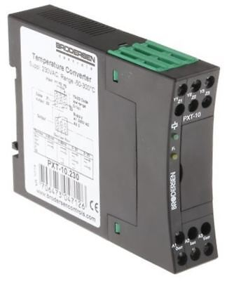 Brodersen Controls Temperature to Analogue Signal Conditioner, Temperature -50 â