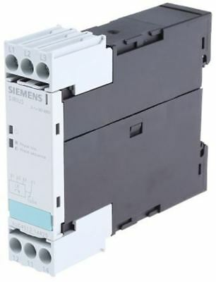 Siemens Phase Monitoring Relay with SPDT Contacts, 160 â?? 690 V ac