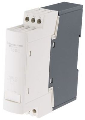 Schneider Electric Temperature Monitoring Relay with SPST Contacts, 24 V dc