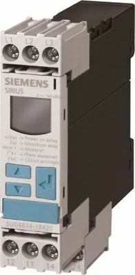 Siemens Phase Monitoring Relay with DPDT Contacts, 160 â?? 690 V ac
