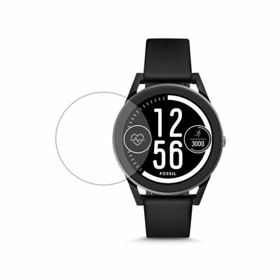 2 * For Fossil Gen3 Smartwatch - Q Control Screen Protector Cover Tempered Glass