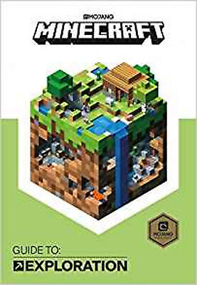 Minecraft Guide to Exploration: An official Minecraft book from Mojang, New, AB,