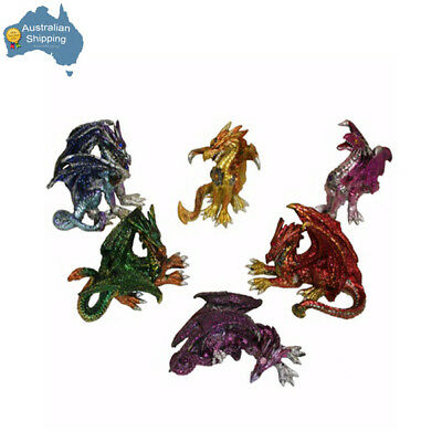 1 x Dragon Statue Figurine Guardian Dragon Mythical Statue