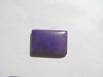 Sugilith Cabochon 21,2x14,4 mm 16 ct.  U10395