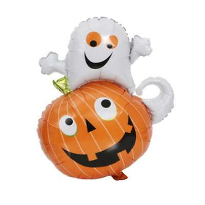 Funny Pumpkin Cat Ghost Spider Foil Balloon Halloween Party Home Decor Nice Q