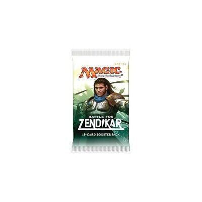 Magic Bataille de Zendikar Booster Vf