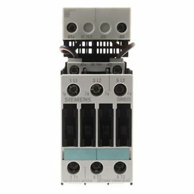 Siemens Sirius Classic 3RT1 3 Pole Contactor, 3NO, 16 A, 7.5 kW (AC3), 24 V dc C