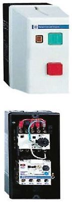 Schneider Electric 5.5 kW Automatic 3P DOL Starter, 240 V ac, 3 Phase, IP65
