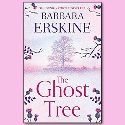The GHOST TREE - Barbara Erskine Hardcover *BRAND NEW*