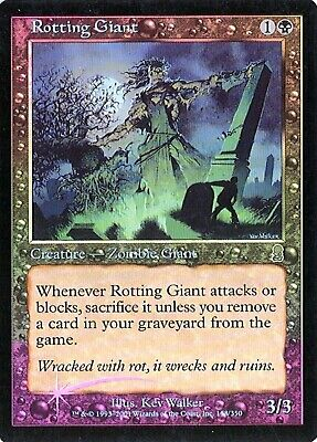 MTG - Odyssey - Rotting Giant - Foil - NM+