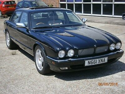 JAGUAR XJR SUPERCHARGED4.0lt (X300) 1995 NEW 12mtMOT.F/S/H.106.000MLS 4XOWNERS
