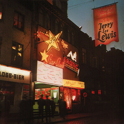 Jerry Lee Lewis - Live At The Star Club Hamburg - Rock & Roll