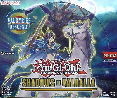 Yu-Gi-Oh! Shadows in Valhalla - Pick Any Card - Mint