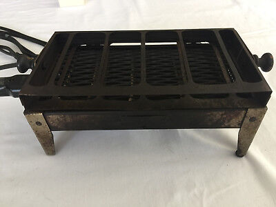Antique Toaster Stove Reversible TAMCO 1920's Works