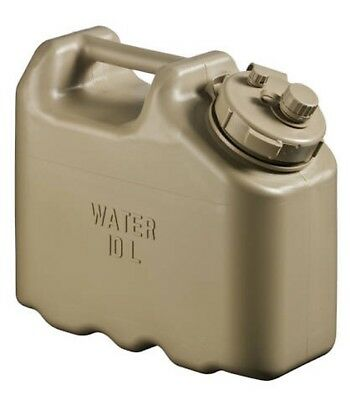 Scepter 10L Water Can Jerry Can Military 2.5gl Container