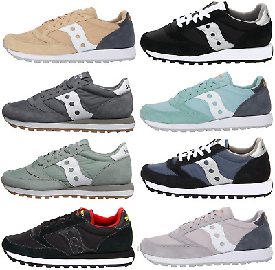 best service d12b0 b7d01 Saucony Originals Jazz Original Men s Sneakers Lifestyle Running Shoes