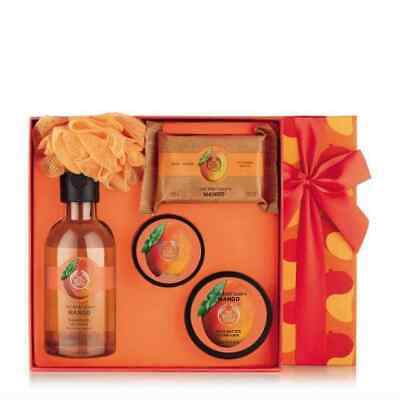 The Body Shop Gifts Mango Essential Selection Gift Set