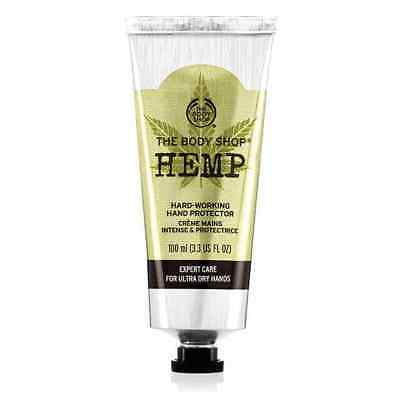 New Vegetarian The Body Shop Hemp Hand Protector