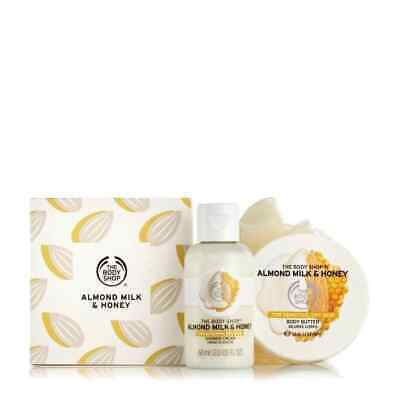 The Body Shop Almond Milk & Honey Treats Gift Set
