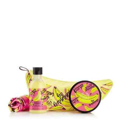 Vegetarian The Body Shop Gifts Banana Pop Limited Edition Essential Selection Po