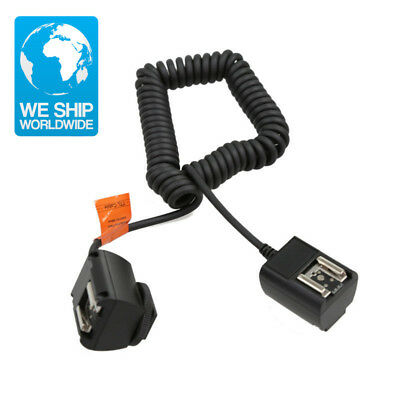 Godox TL-N 3M Off Camera Flash Speedlite TTL Cable Shoe Cord for NK SB-800 SB-70