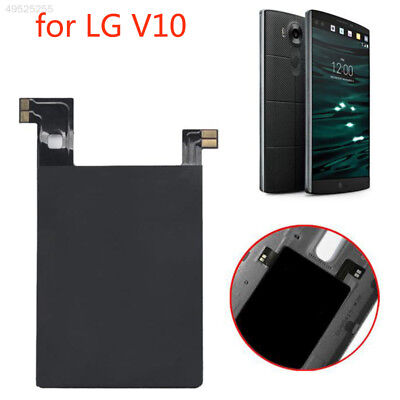 Wireless Battery Charger Power Charging Receiver NFC Chip For LG V10 Phone