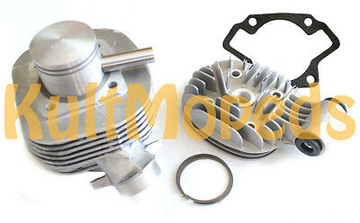 Simson Cylinder 63ccm Piston Kr51/1 Swallow Duo Star Motor Tuning Almot 60 Cm³