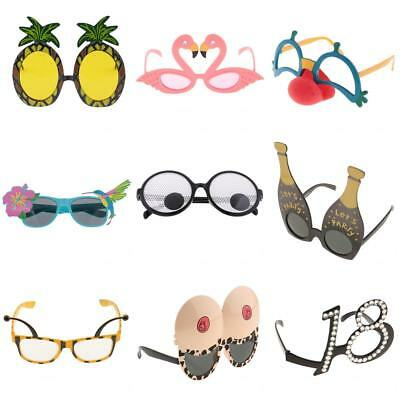 The Drink On Me Hawaiian Green Beer Hula Fancy Dress Sunglasses Glasses
