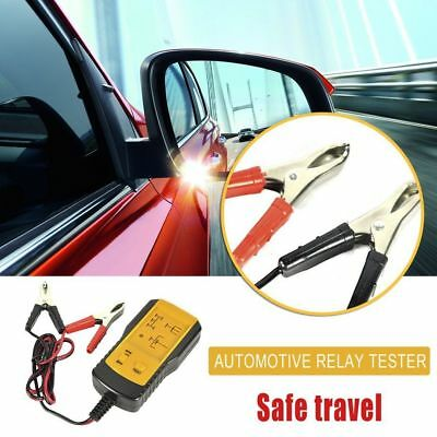AE100 Electronic Automotive Relay Tester For Car Diagnostic Auto Battery Checker