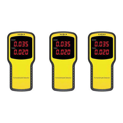 Useful Dioxide Meter (CO2) Monitor Indoor Air Quality Formaldehyde Detector tool