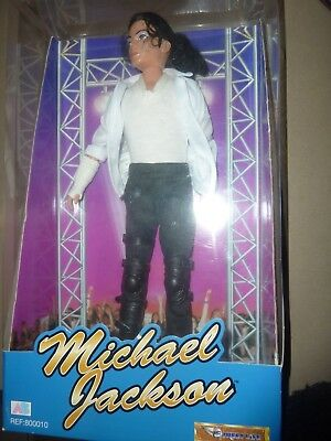 Michael Jackson 1995 Black Or White Street Life Doll - Brand New - Rare