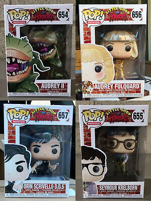 Funko POP! Movies: Little Shop of Horrors (Variation Listing)