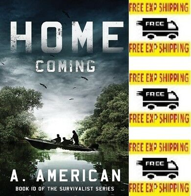Home Coming (The Survivalist) (Volume 10) by A. American (English) (Paperback)