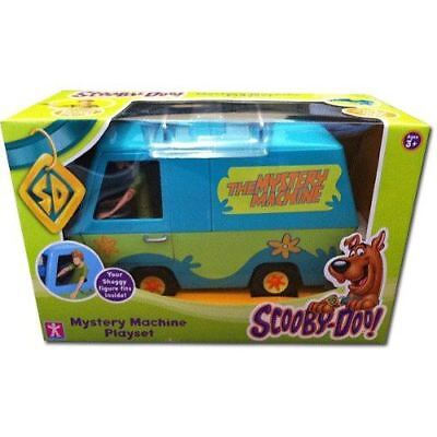 Scooby Doo Mystery Machine Vehicle & Shaggy Figure