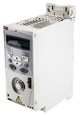 ABB ACS150 Inverter Drive 0.55 kW with EMC Filter, 500Hz Out, 3-Phase In, 400 V,