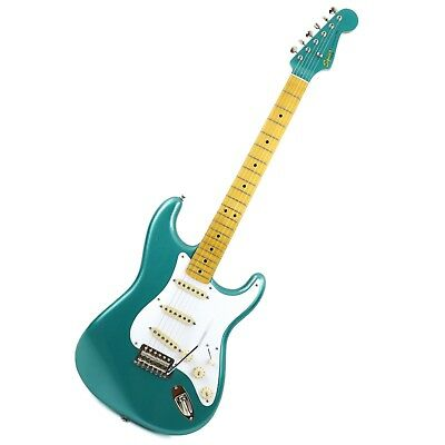 Squier Classic Vibe Stratocaster '50s Electric Guitar - Sherwood Green Metallic