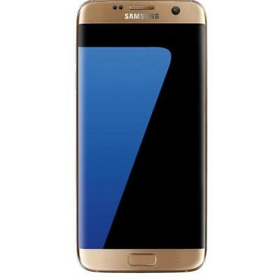 Samsung Galaxy S7 Edge G935T - GOLD - Factory Unlocked (AT&T T-Mobile) 4G LTE