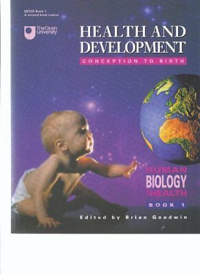 Human Biology and Health: Health and Development - Conception to Birth Book 1 (