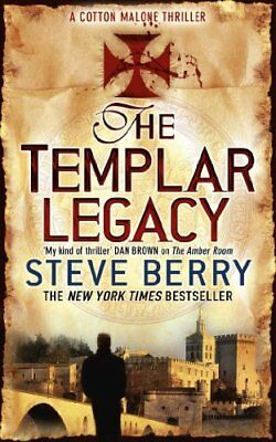 The Templar Legacy (Cotton Malone) By  Steve Berry