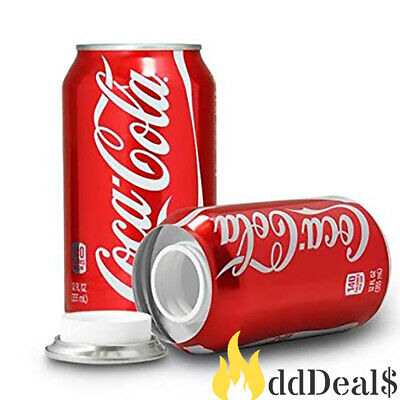 Coca Cola Coke Can Safe Hidden Storage Secret Diversion