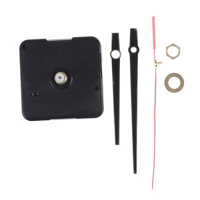 New Silent DIY Clock Quartz Movement Mechanism Hands Replacement Part Craft`YW