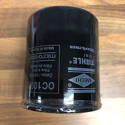Mahle Oil Filter OC109/1 For Nissan Skyline R32 R33 R34 RB20 RB25DET RB26DETT