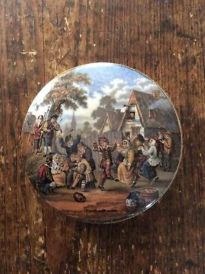 Antique Prattware pot lid – THE VILLAGE WEDDING