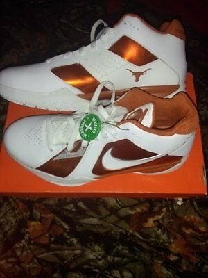 Nike Kevin Durant KD 3 Texas Longhorn Edition House of Hoops Exclusive Sz. 11