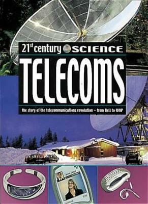 Telecommunications (21st Century Science) By Simon Maddison