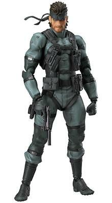 Metal Gear Solid 2 Sons of Liberty Figma Action Figure Solid Snake MGS2 Ver. ...