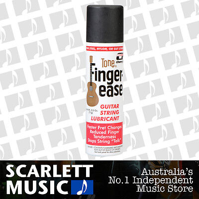 Fingerease Guitar String Lubricant Spray Finger Ease